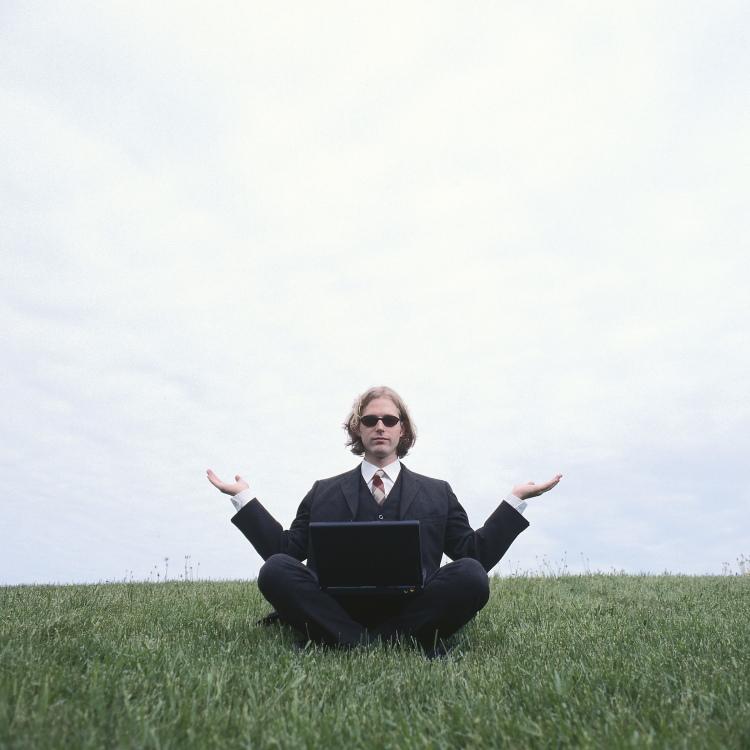 yoga for brainworkers