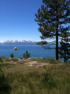 The Beauty of Tahoe