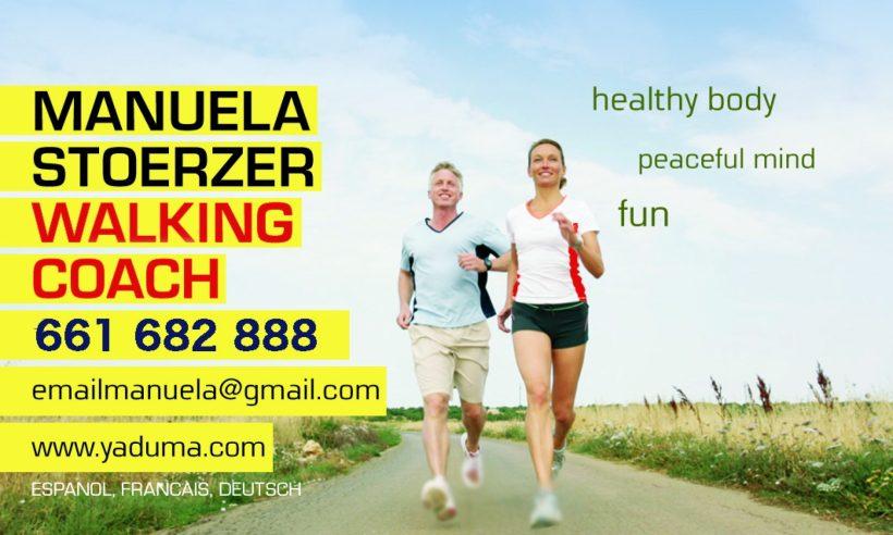 #walkingguru #lifecoach #fitnesscoach #healthcoach #coachmallorca